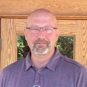 Mark Knott : Finance Manager