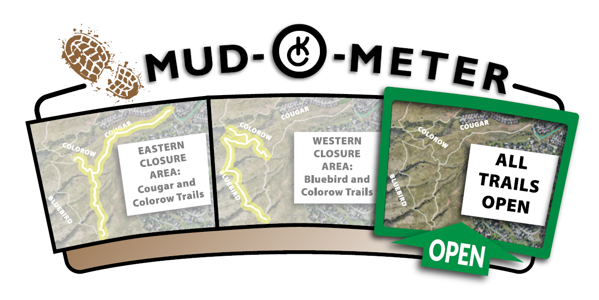 muddy trail meter