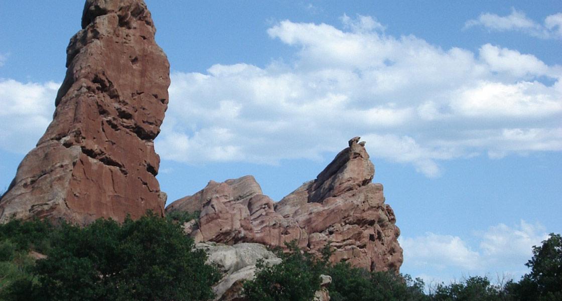 valley rocks