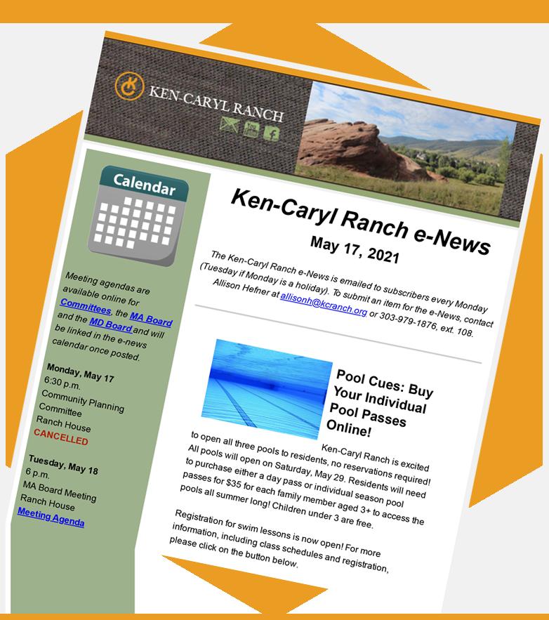 e-news 2021
